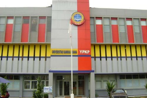 KAMPUS SANGGA BUANA YPKP-Bandung